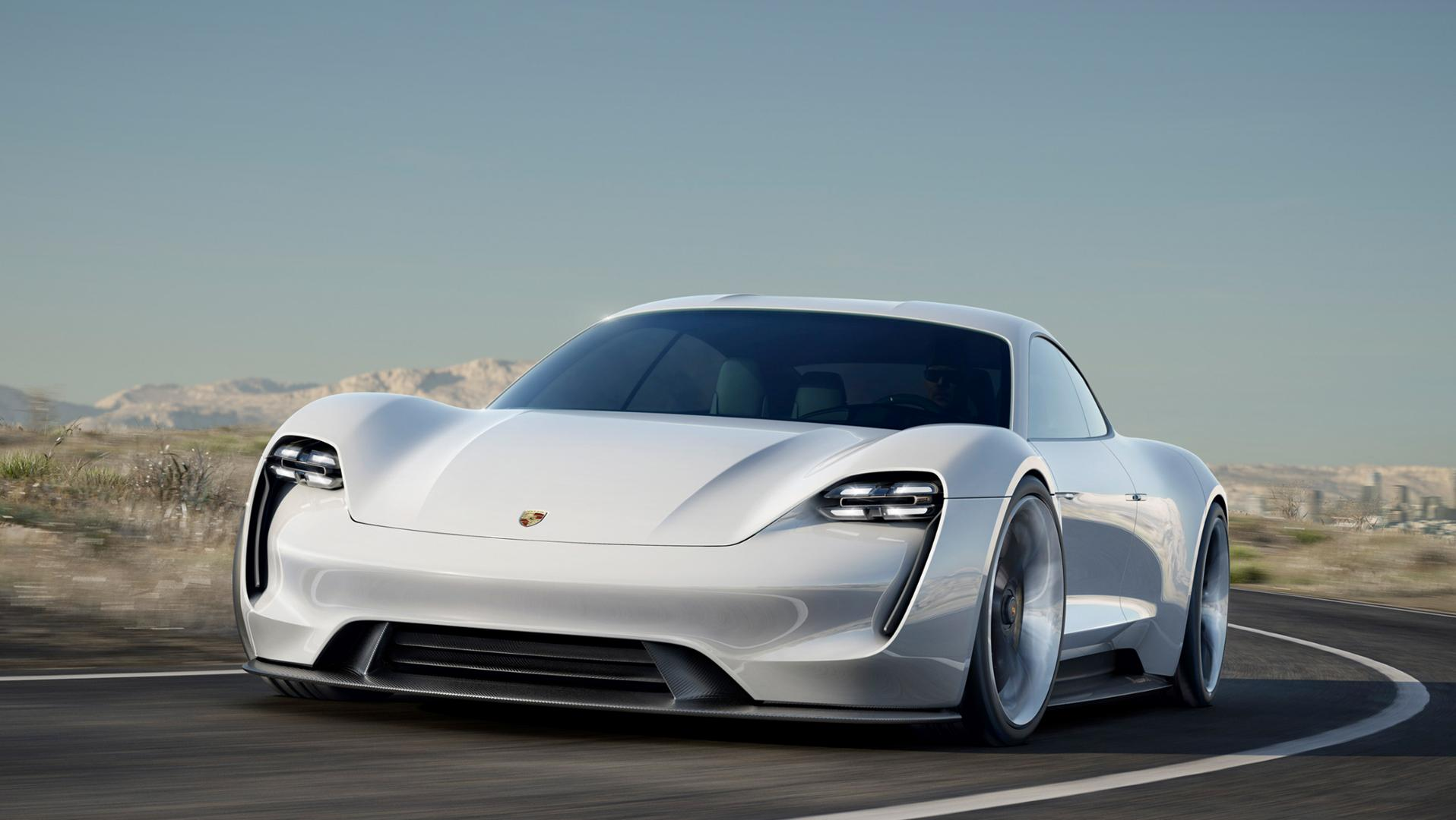 Confirmed Porsche Mission E Electric Car Will Be Built By End Of