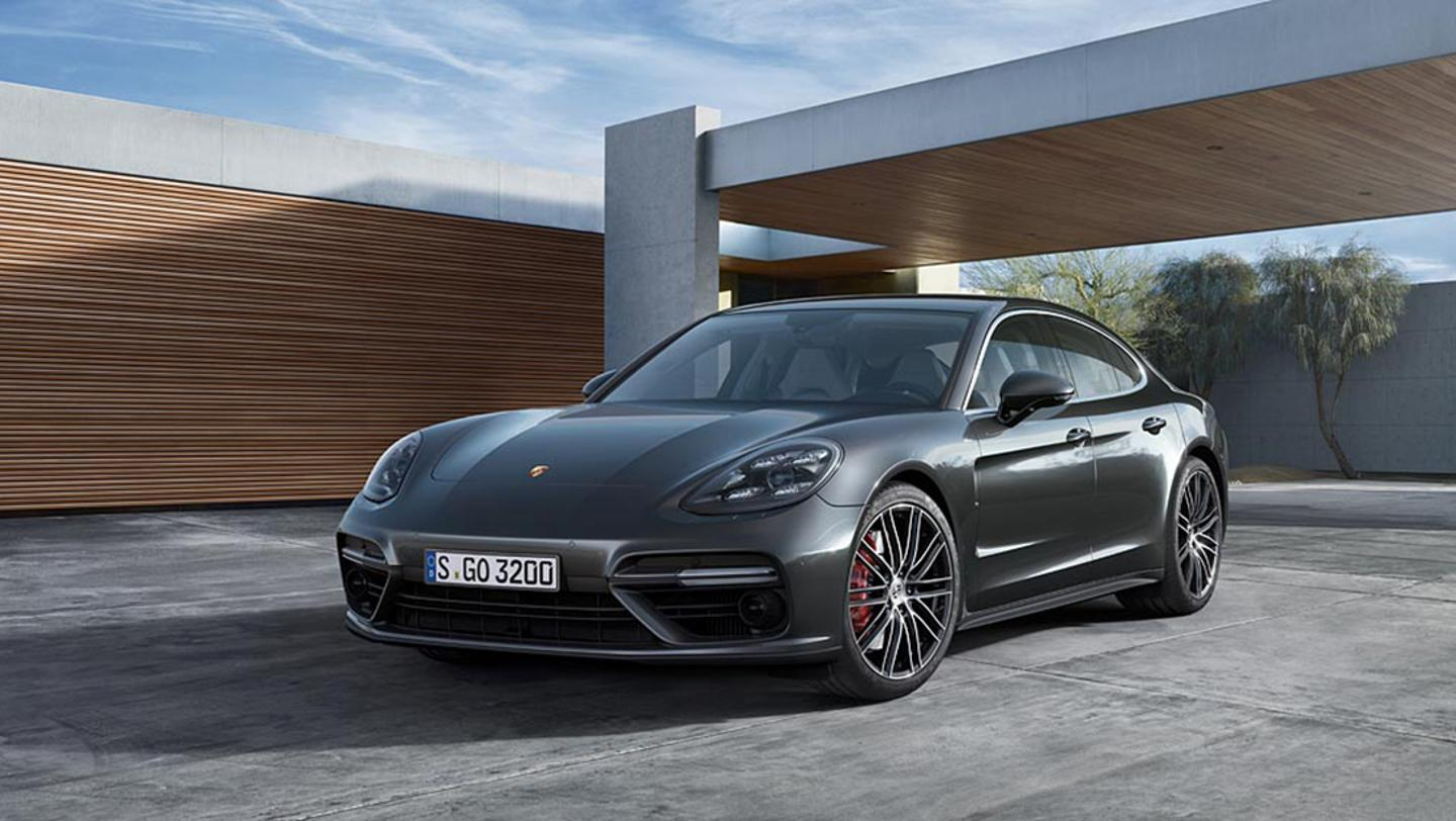 2017 Porsche Panamera Review Ratings Specs Prices And Photos The Car Connection