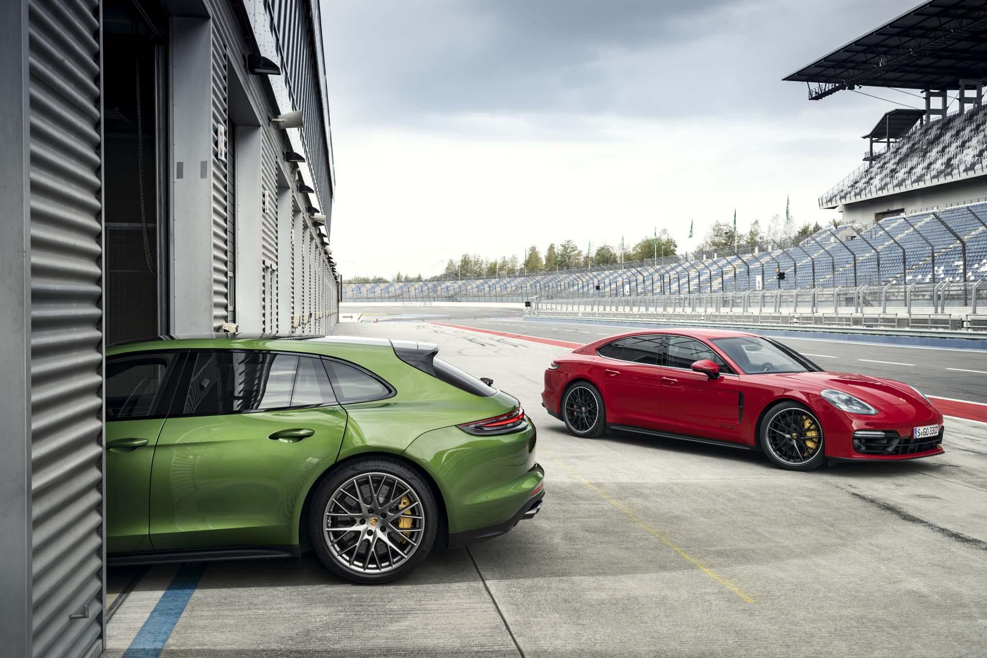 2019 Porsche Panamera Turbo, GTS, Price, And Redesign >> Meet The New Sweet Spot 2019 Porsche Panamera Gts Debuts