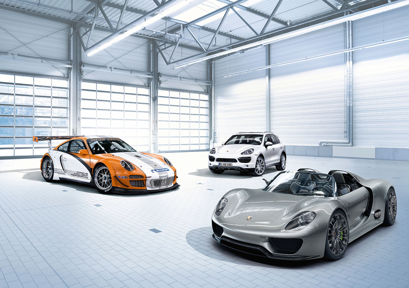 Porsche To Head Development Of Sports Cars And Luxury Sedans For Vw Group