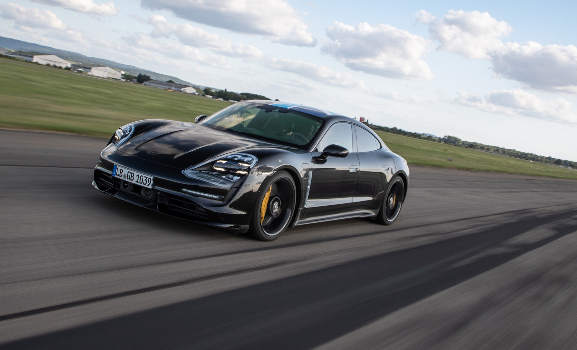 Porsche Taycan To Be Revealed Sept. 4, Watch Livestream Here