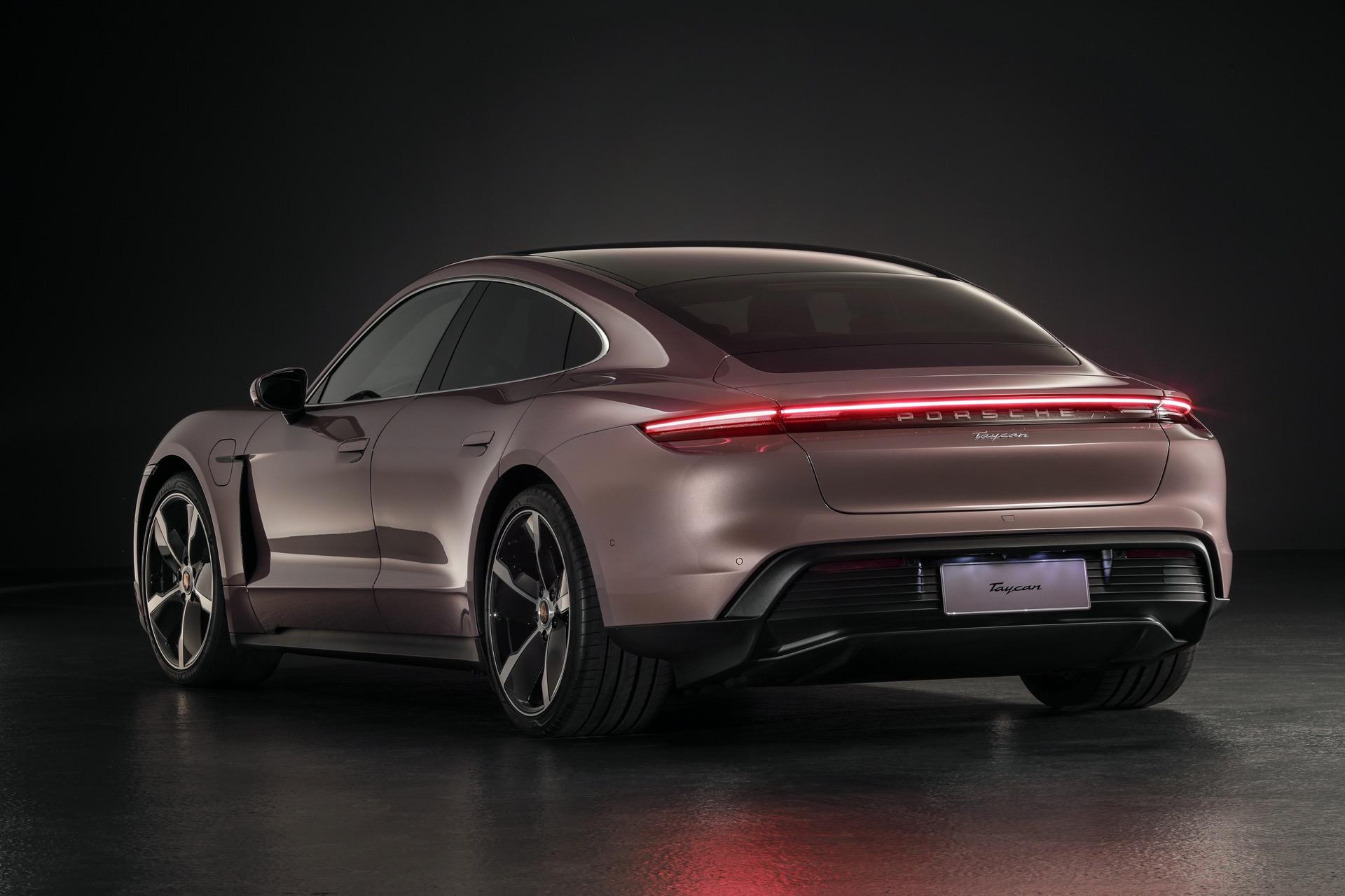Base Porsche Taycan, McLaren rescue loan, Ford Ranger accessories: Today's Car News
