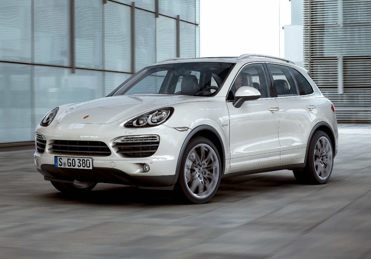 2011 Porsche Cayenne Review Ratings Specs Prices And Photos The Car Connection
