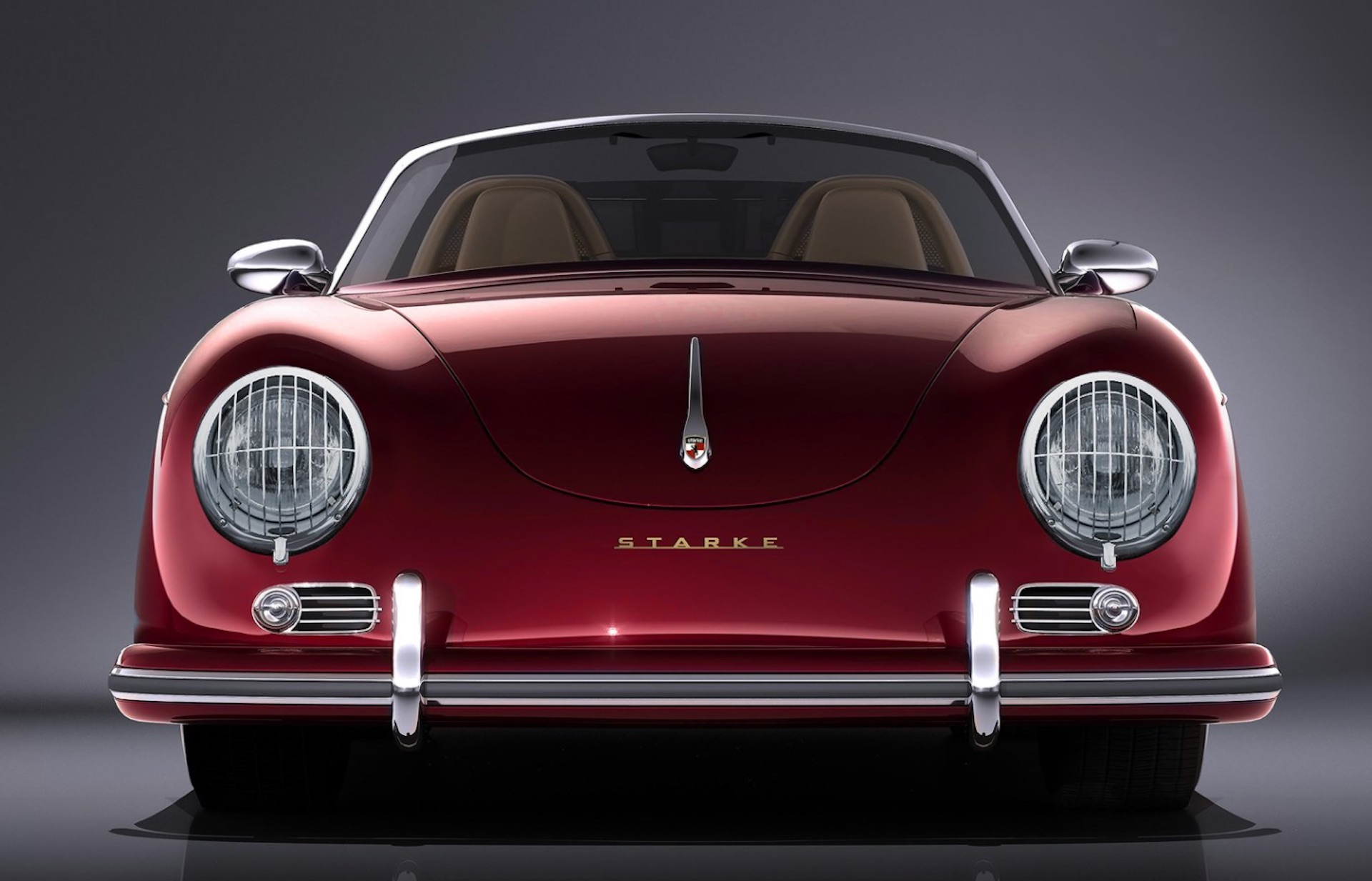 porsche speedster is reborn thanks to st rke. Black Bedroom Furniture Sets. Home Design Ideas