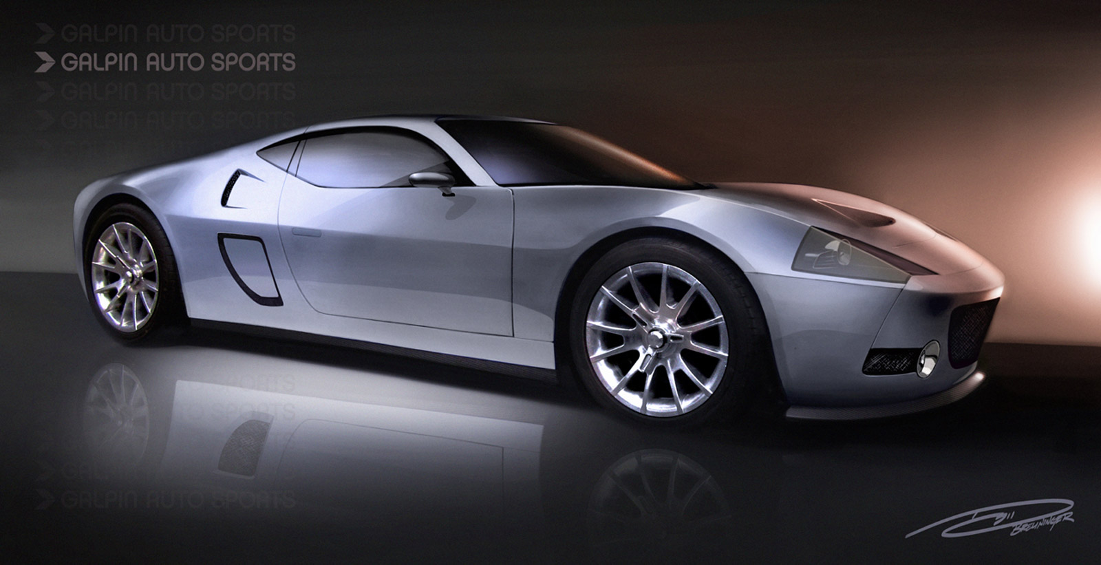 Gas To Build Ford Gt Inspired Gtr  Supercar