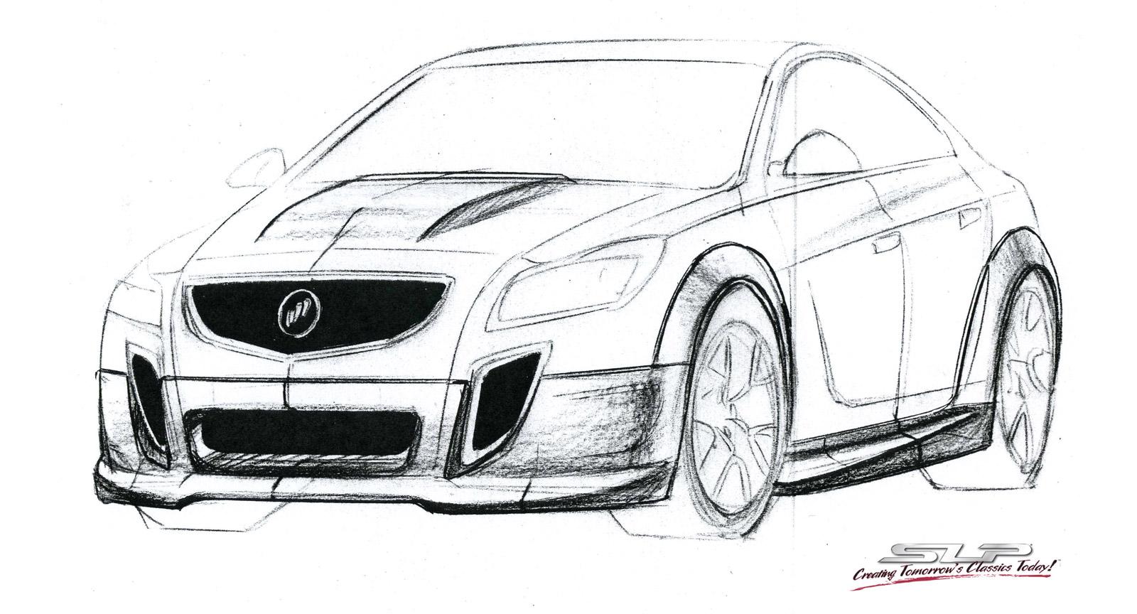 Buick 'GNX' Set For Comeback Via SLP Performance