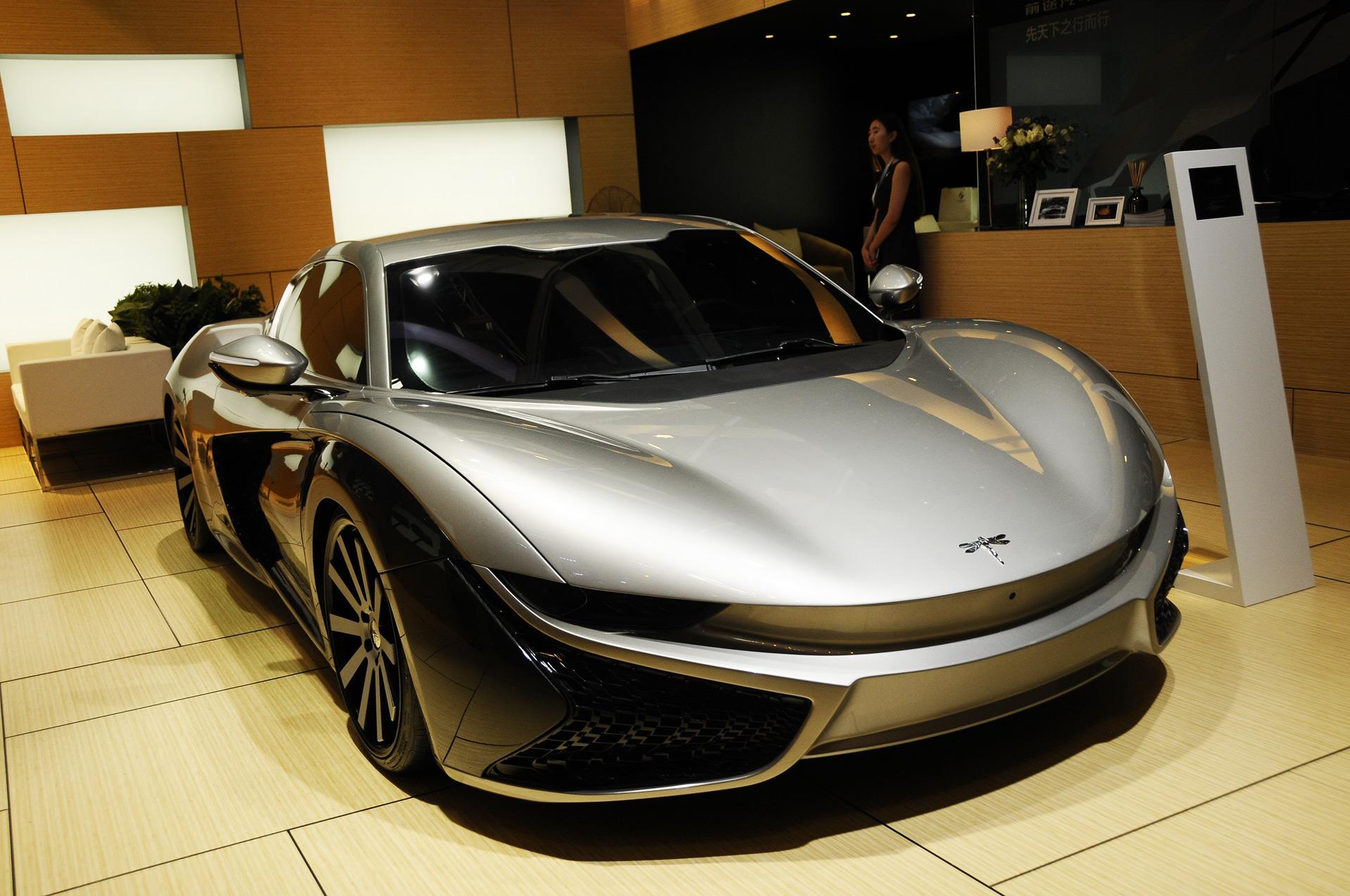 electric car startup qiantu eyes u s for k50 sports car. Black Bedroom Furniture Sets. Home Design Ideas