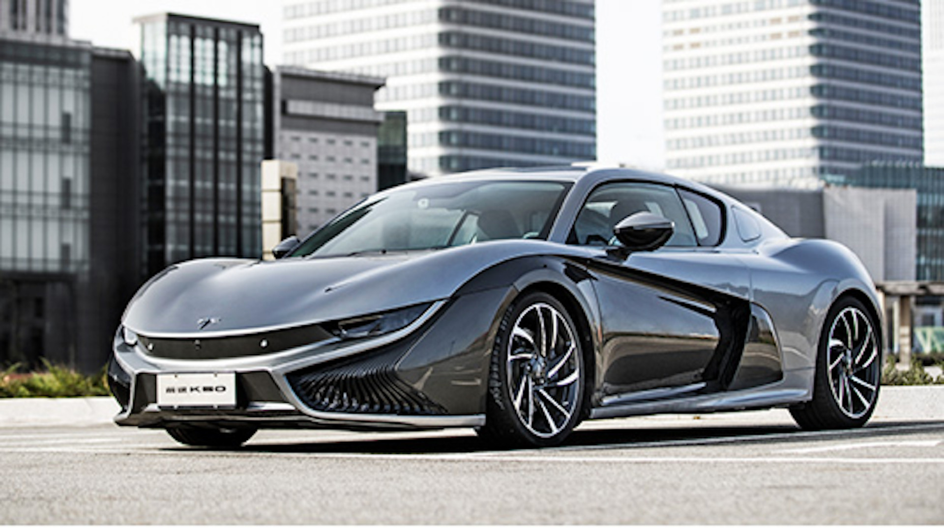 china's qiantu k50 electric sports car to debut at 2019 new york