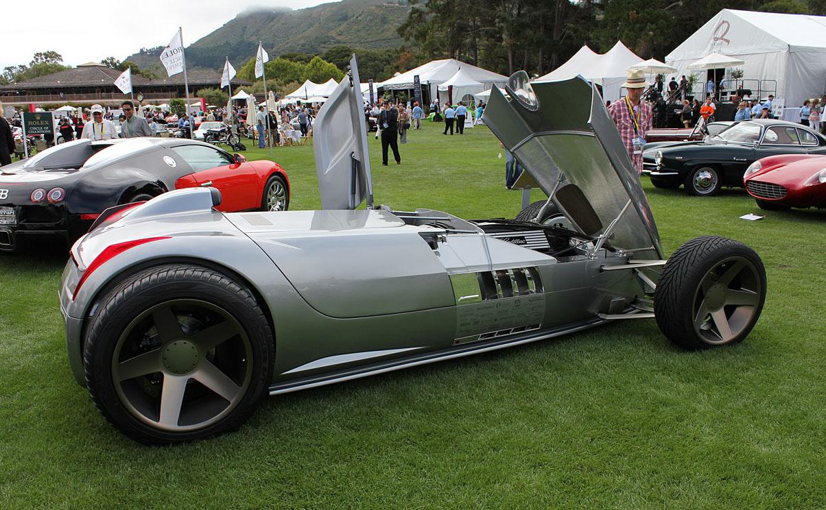 Quail 2010 Vsr Concept Is A Cadillac Hot Rod