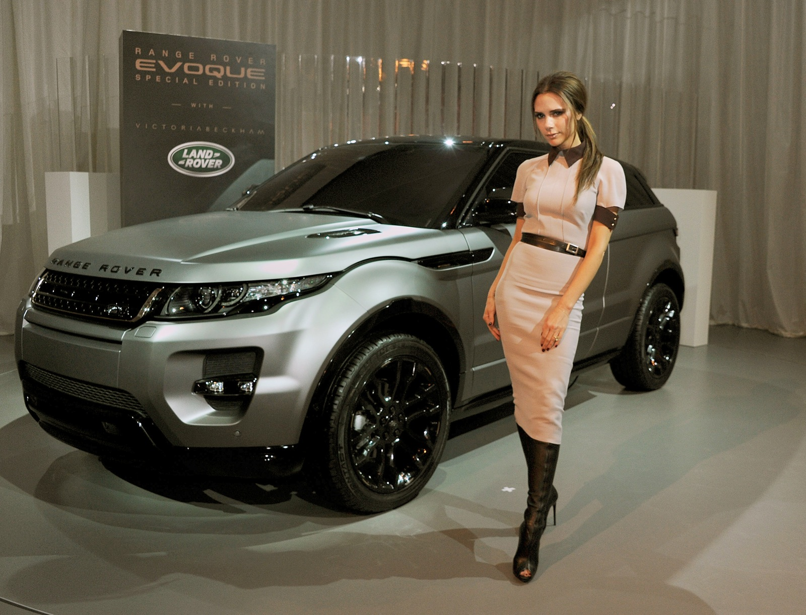 land rover announces range rover evoque special edition. Black Bedroom Furniture Sets. Home Design Ideas