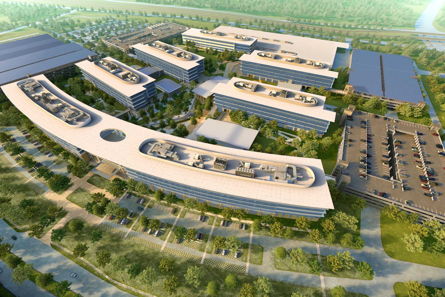 Solar Panels At Toyota S New Texas Hq To Provide 25