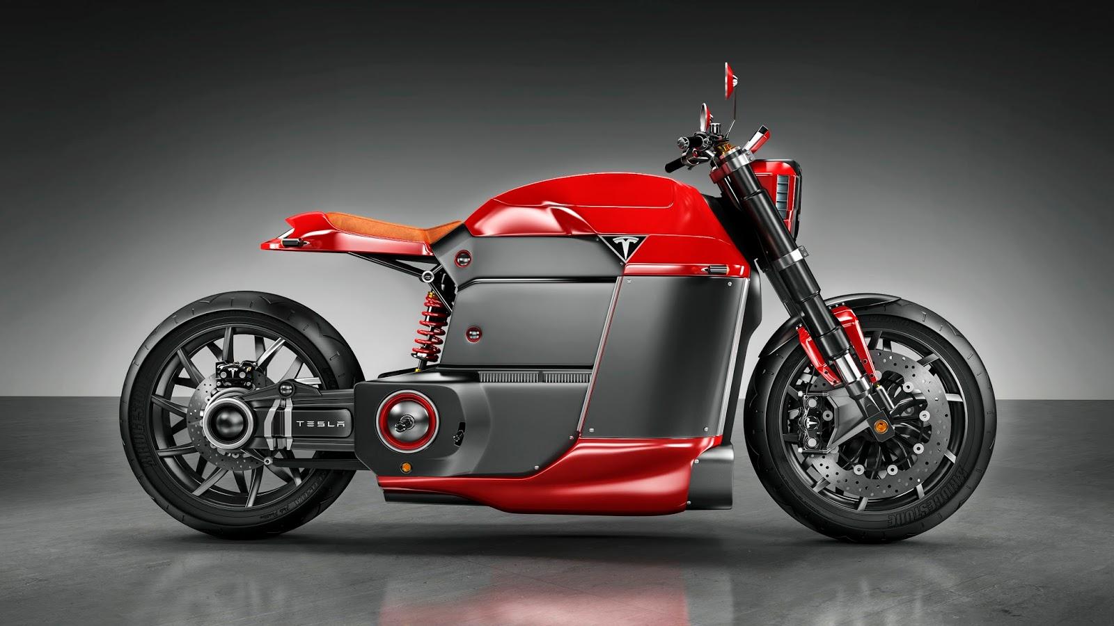 No Tesla Won T Make A Model M Electric Motorcycle Despite That Rendering
