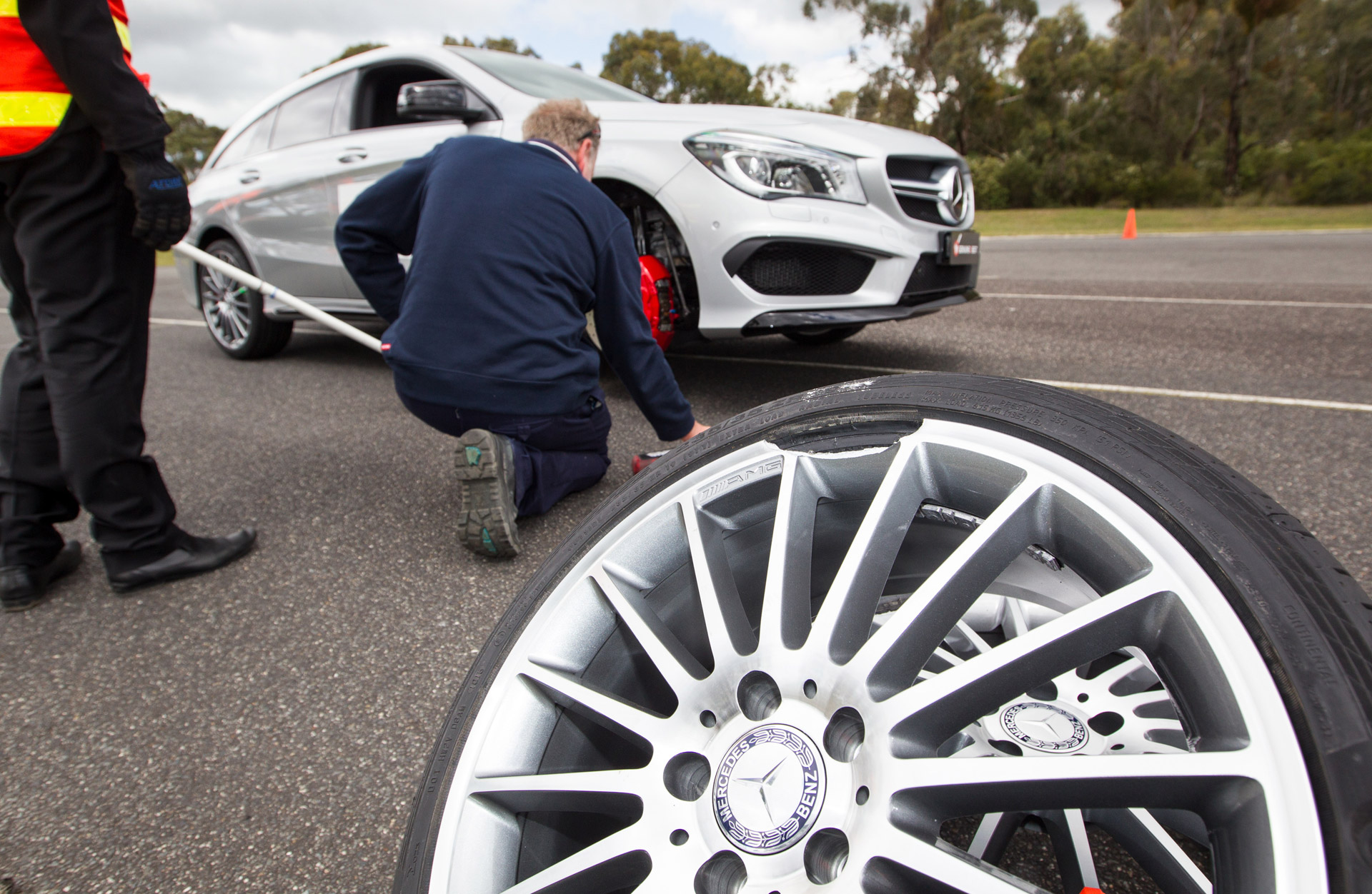 New Video Highlights Potential Danger Of Replica Wheels Video