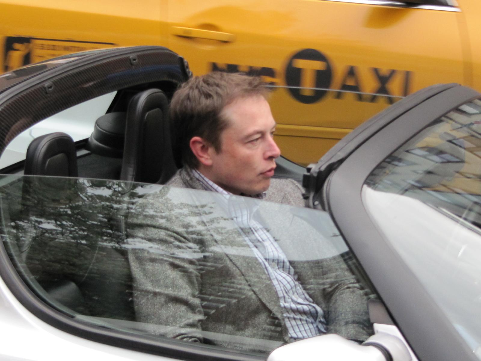 Tesla Motors In The Black, This Week, Tweets CEO Musk