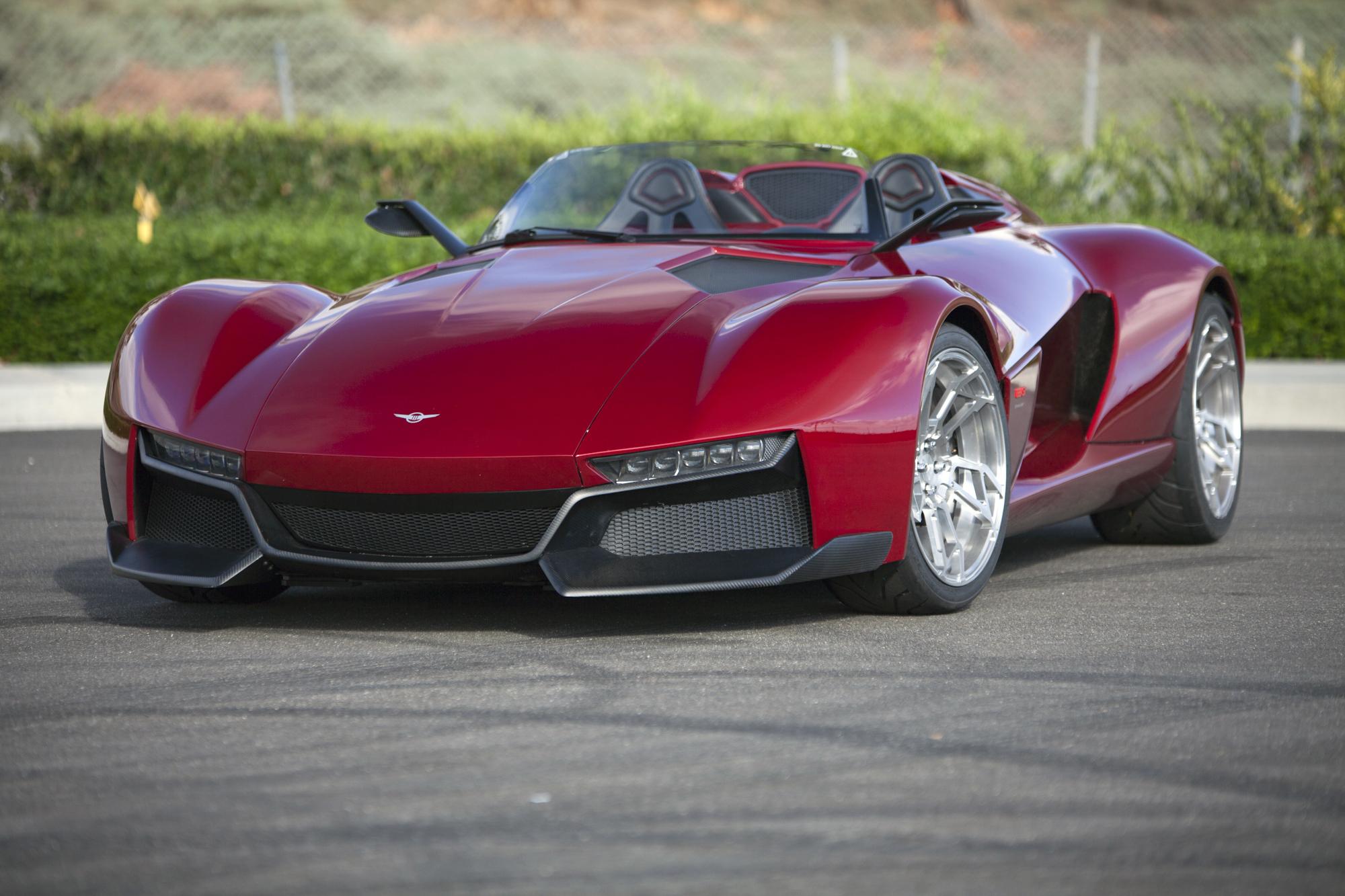 2016 Rezvani Beast Speedster First Drive Review
