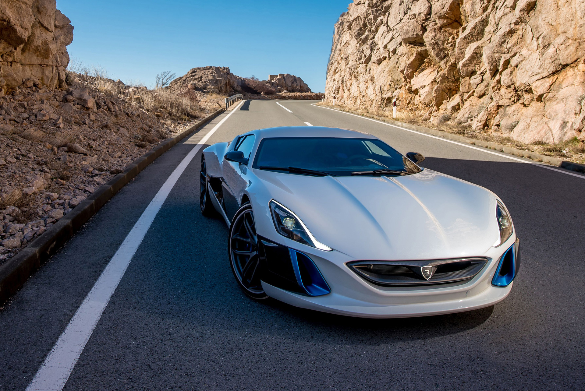 First Details On Rimac S Next Electric Supercar Emerge