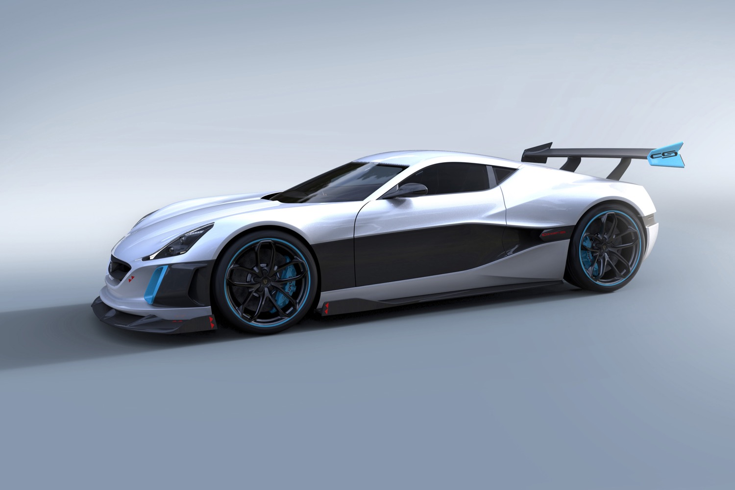 Rimac Ups Power Cuts Weight With Concept S Electric
