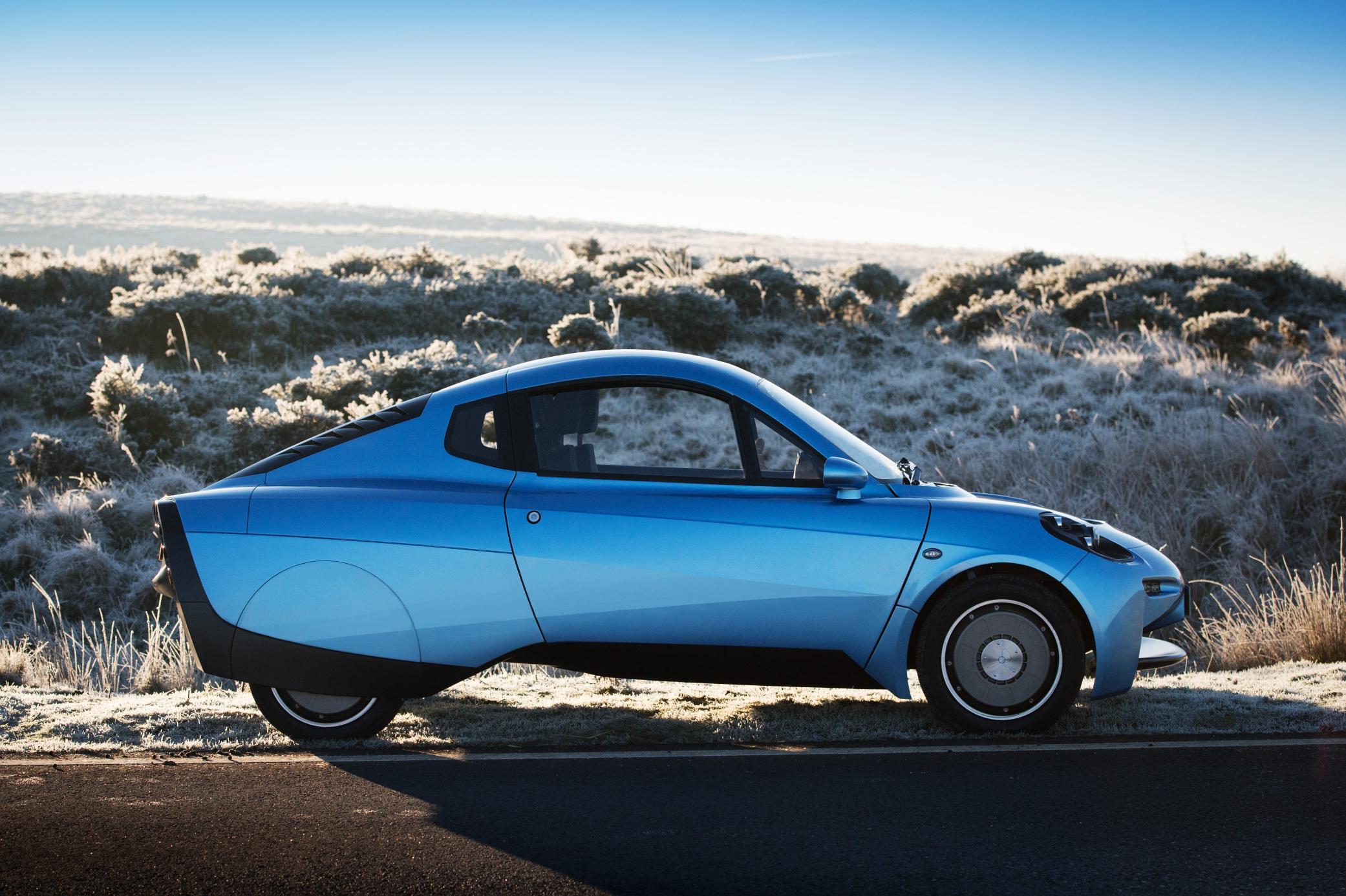 Riversimple Rasa lightweight hydrogen car nudged toward production with Siemens partnership