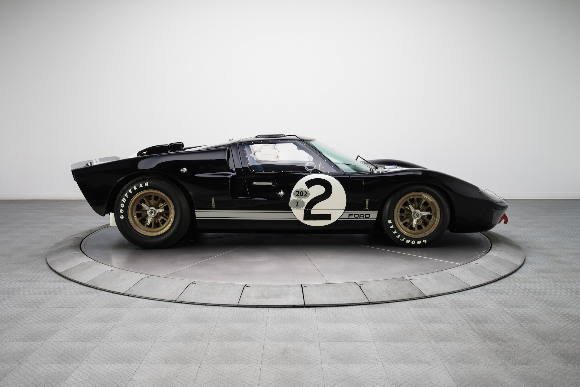 Le Mans Winning Ford Gt Restoration Video Part Four Attention To Detail