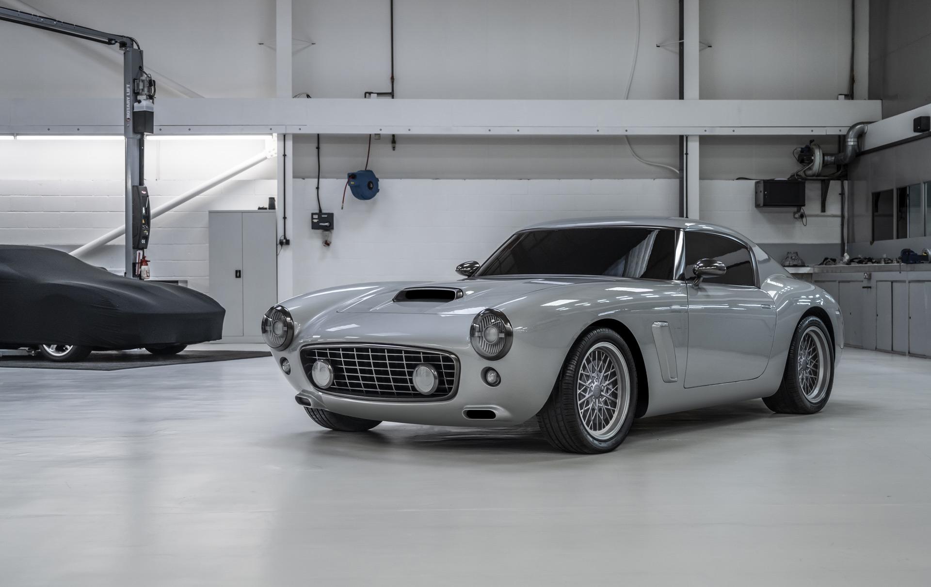 RML Short Wheelbase is like a Ferrari 250 GT with modern tech