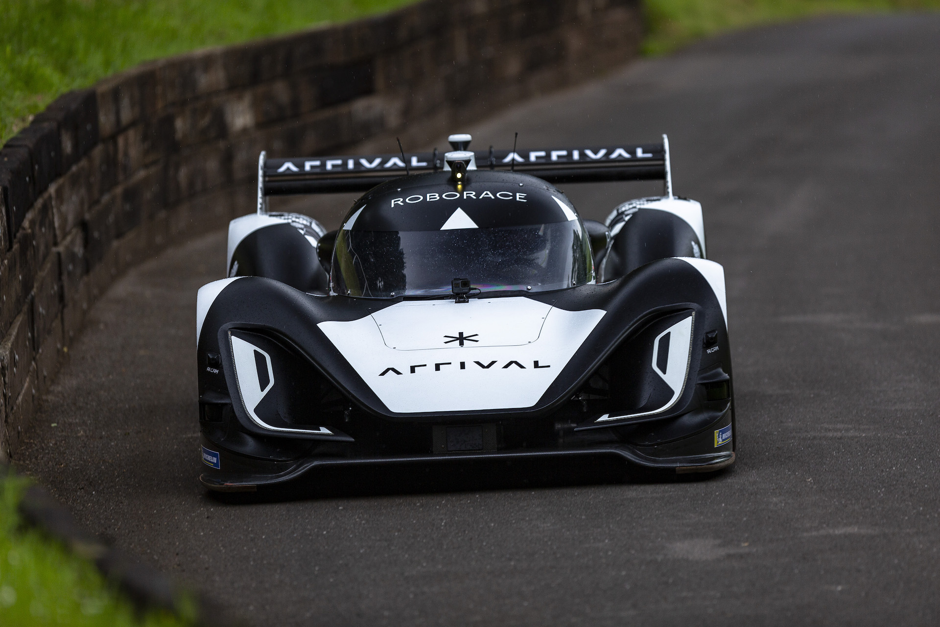 Roborace Devbot 2 0 Headed To Goodwood Festival Of Speed
