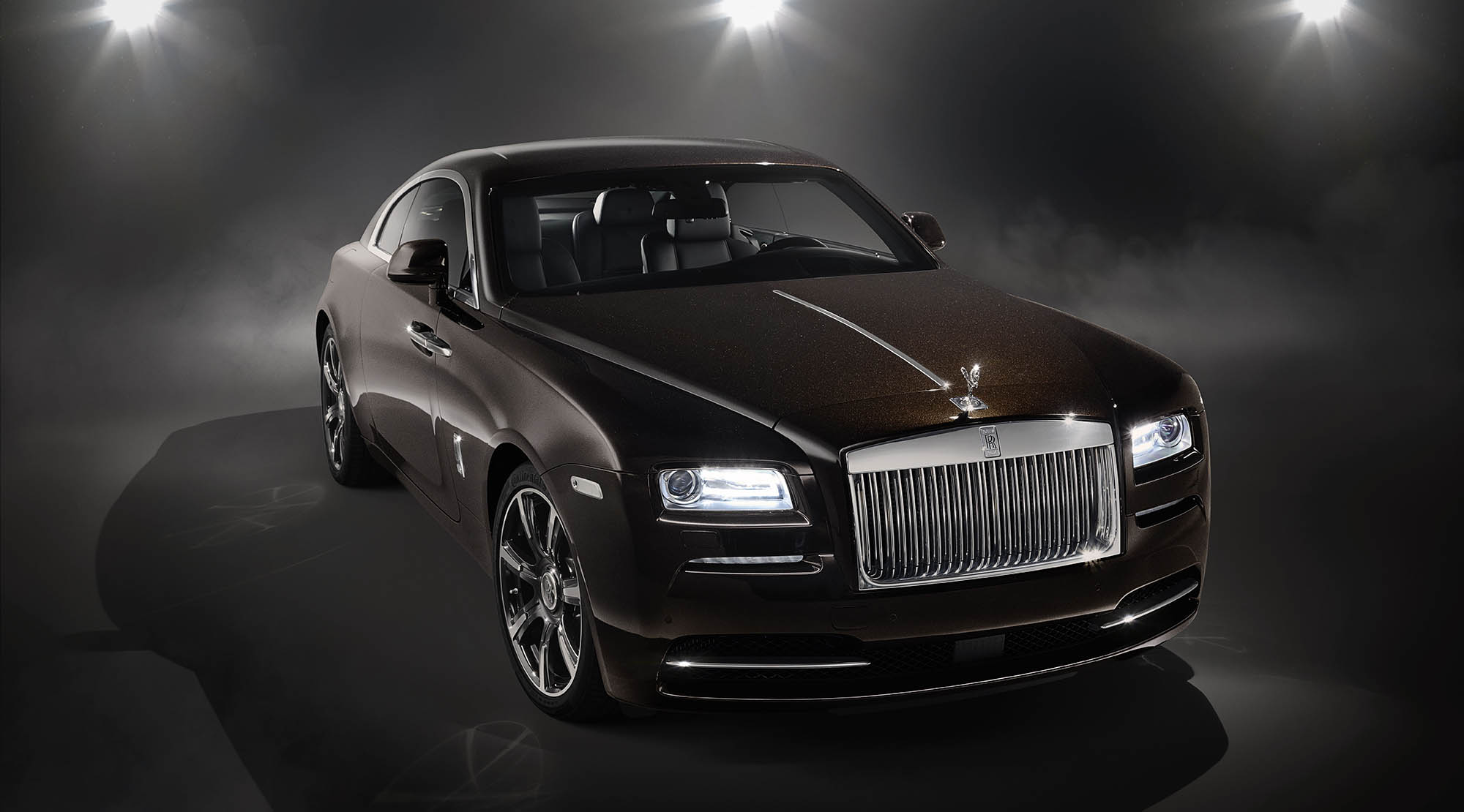 Rolls-Royce Turns To Music For Inspiration On Latest Wraith Special