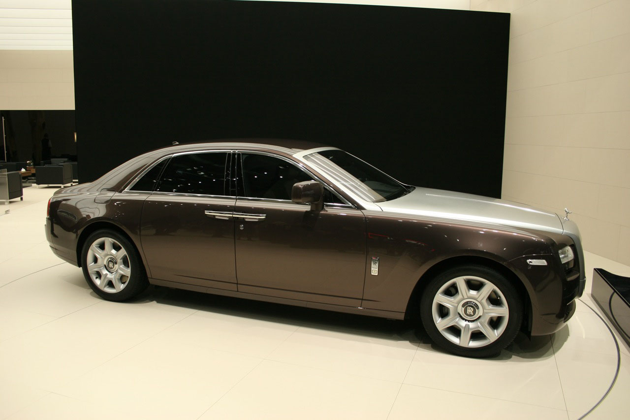 2010 rolls royce ghost review ratings specs prices and photos the car connection. Black Bedroom Furniture Sets. Home Design Ideas