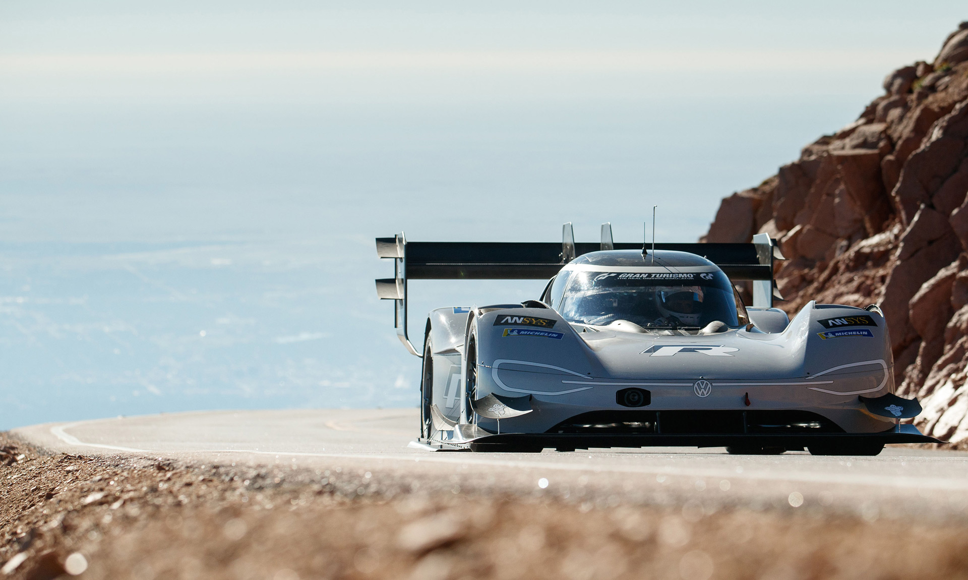 Volkswagen's ID R Pikes Peak race car shows why you should care about electric car racing