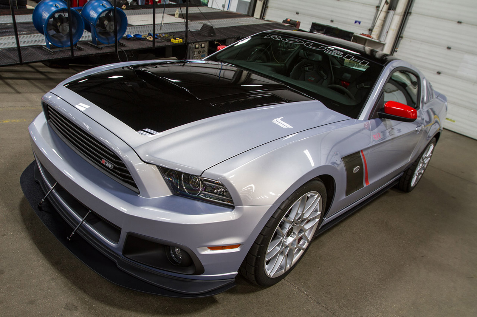 2013 Ford Mustang Tuned By Roush Raises 100000 For Charity Tvr Remote Starter