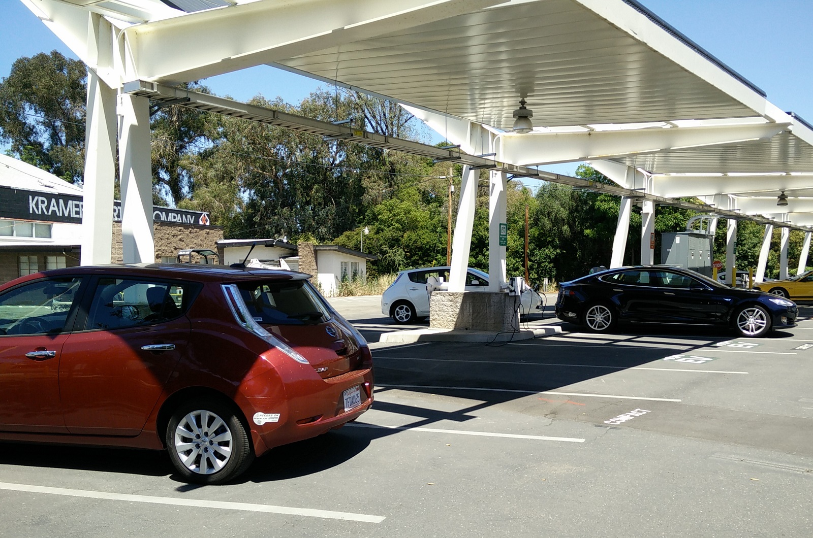 Price Of Electric Car Dc Fast Charging Varies Sacramento A Test Case