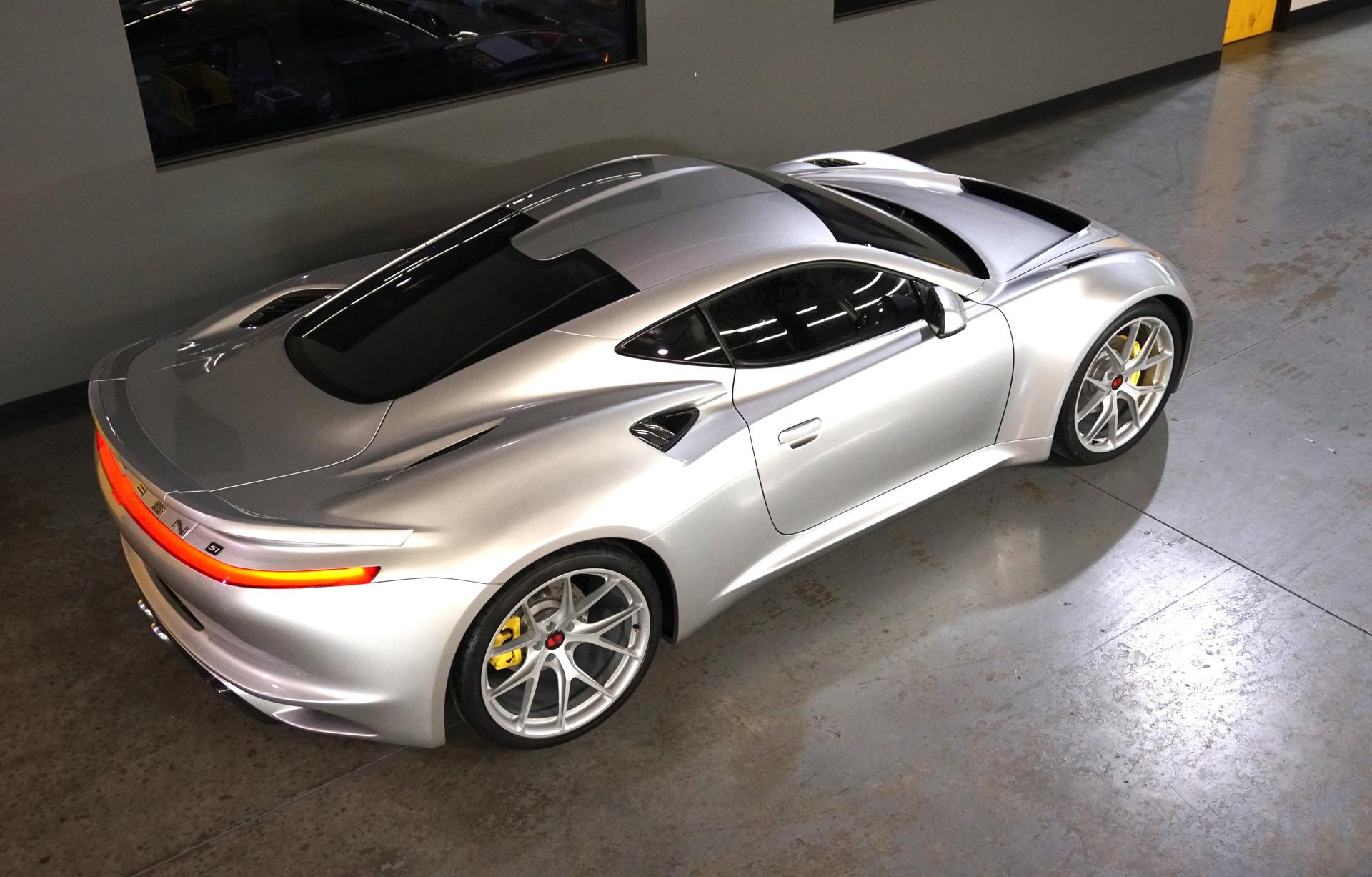 Saleen S1, Aria FXE, Aston Martin Vantage: Car News Headlines