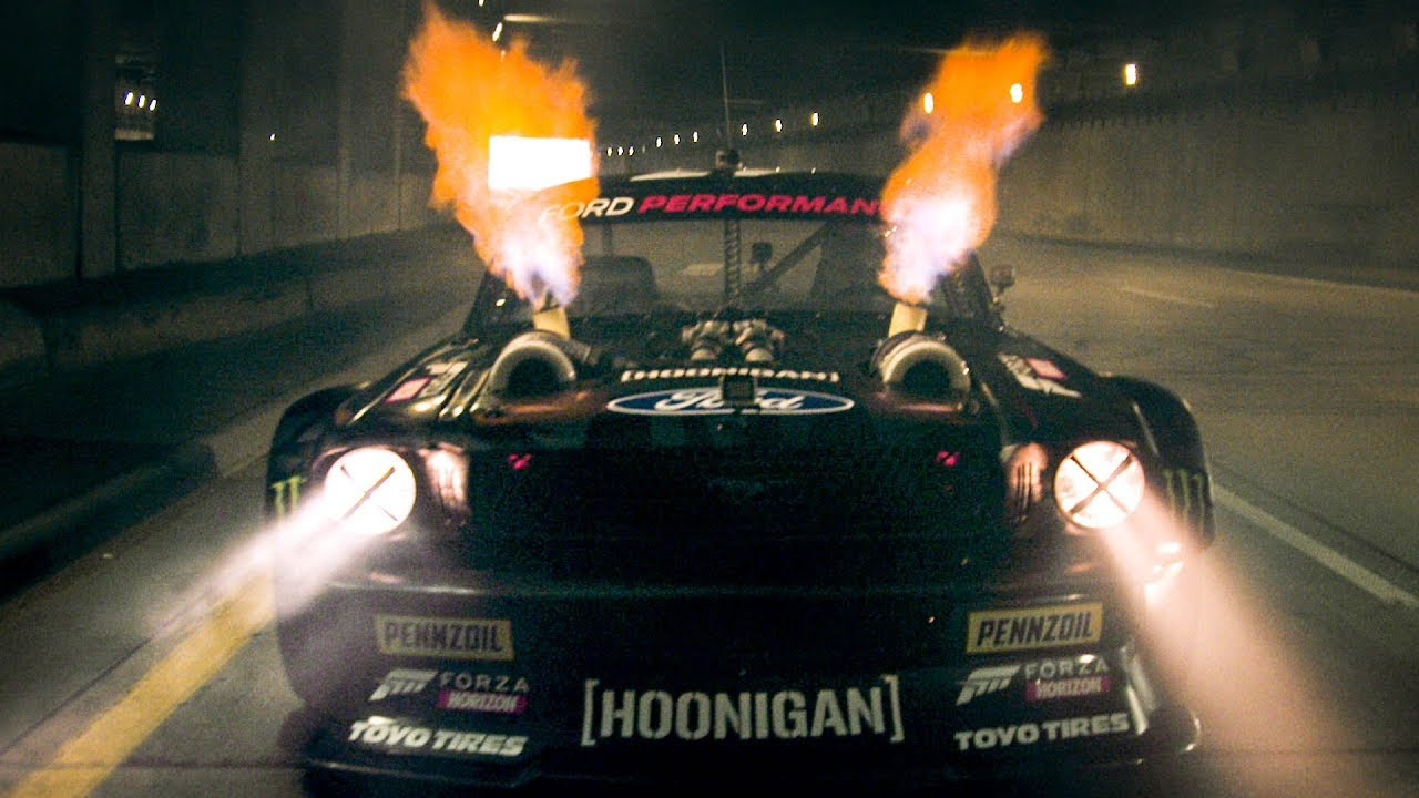 """Ken Block's """"Gymkhana 10"""" promises to be the biggest and ..."""