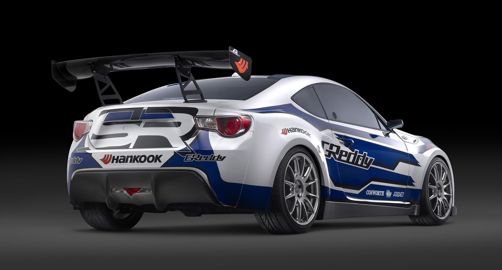 GReddy And Scion Racing Unveil FR-S Drift Car In Detroit