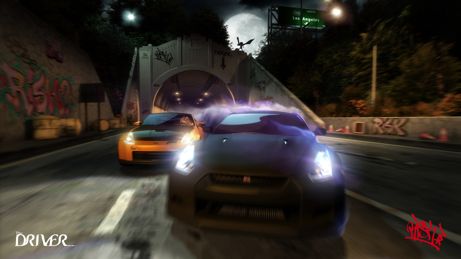 Nissan Los Angeles >> The Driver Animated Series Is Like Disney Pixar Cars For Adults: Video