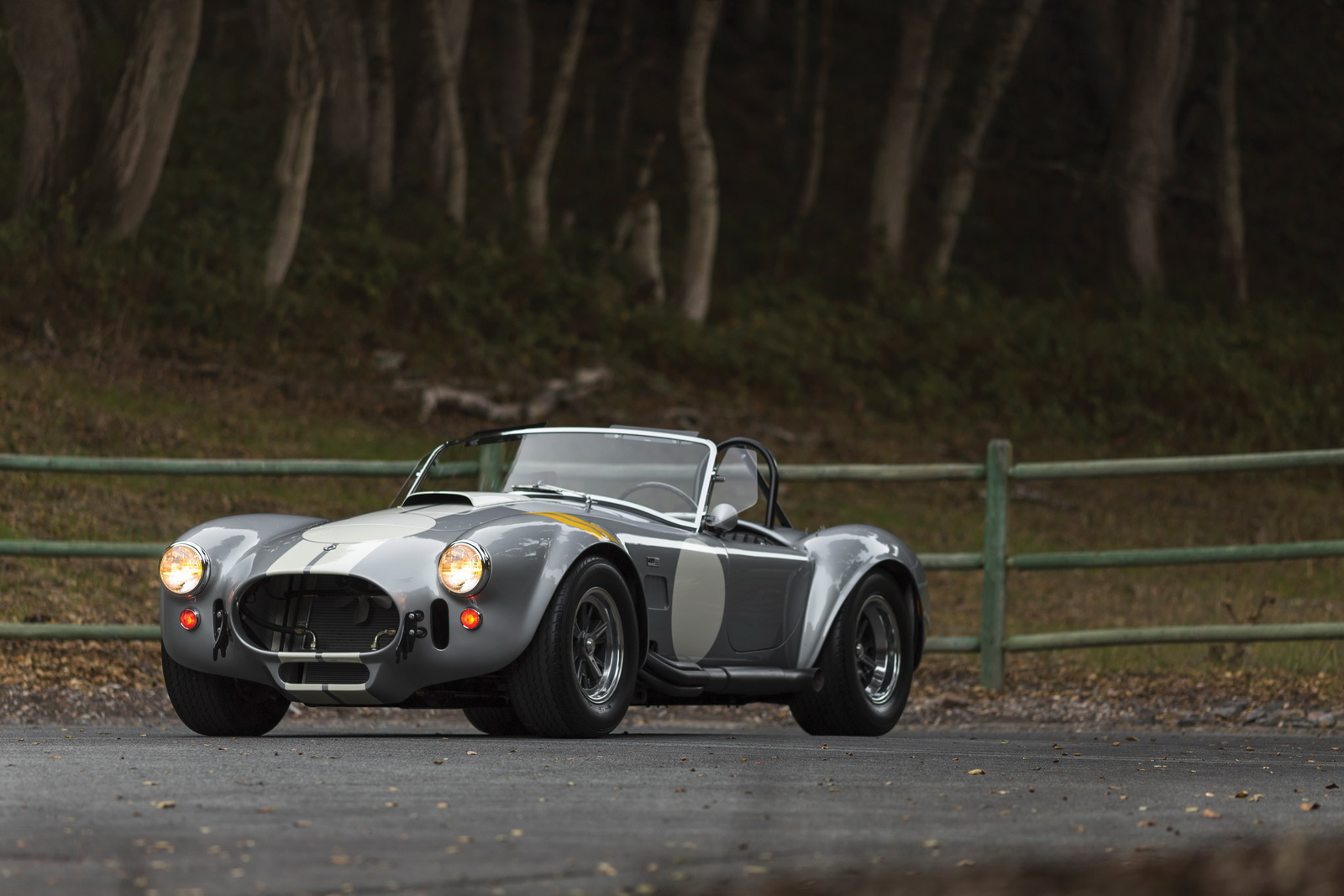This original shelby cobra 427 should fetch millions at auction
