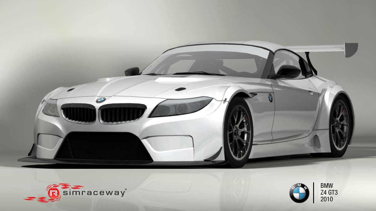 simraceway releases bmw z4 gt3 for purchase play. Black Bedroom Furniture Sets. Home Design Ideas