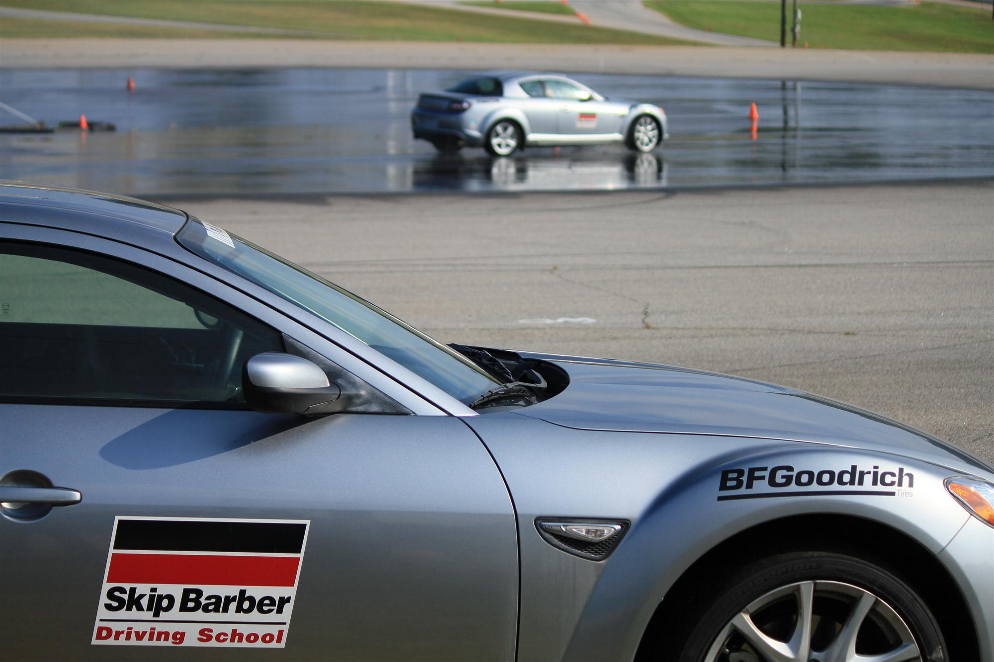 Skip Barber Racing School files for bankruptcy seeks er