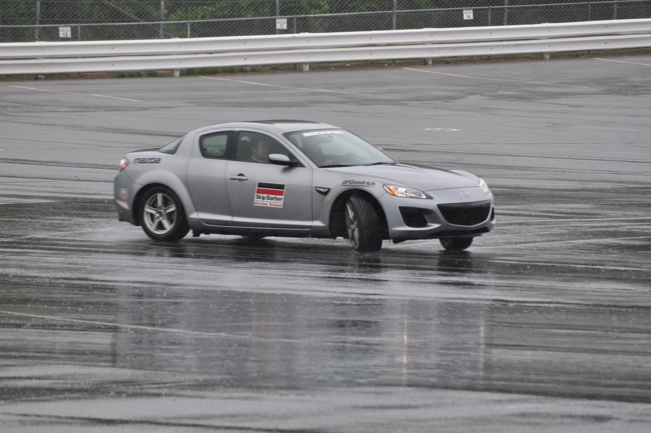 Mazda driving school