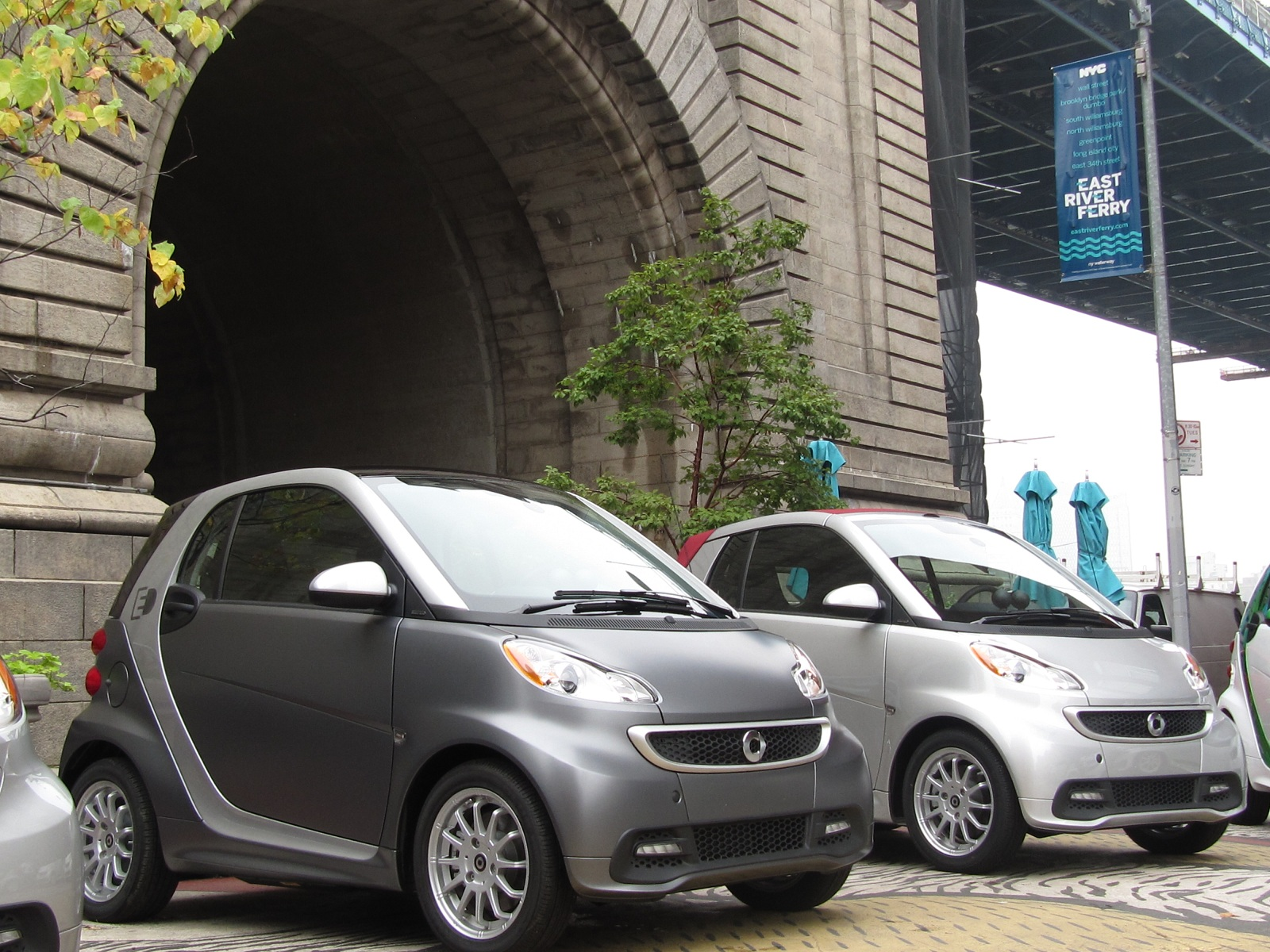 Battery Leasing Lands In U S Electric Smart Drivers Love It