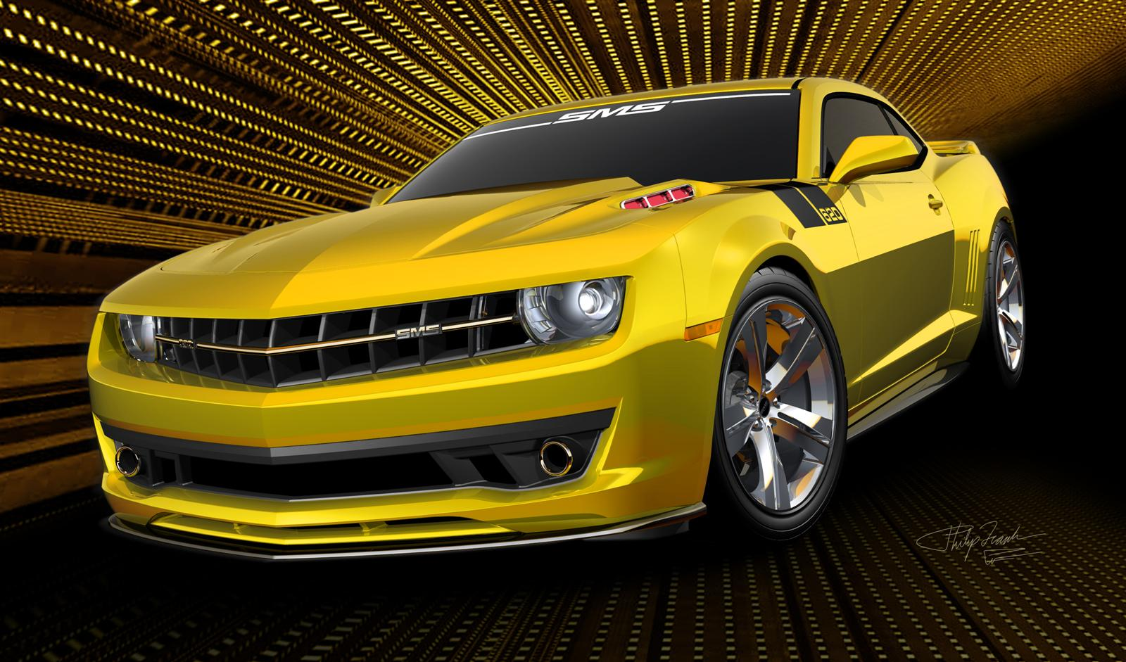 575-HP SMS Supercars SMS 620 Chevrolet Camaro Revealed