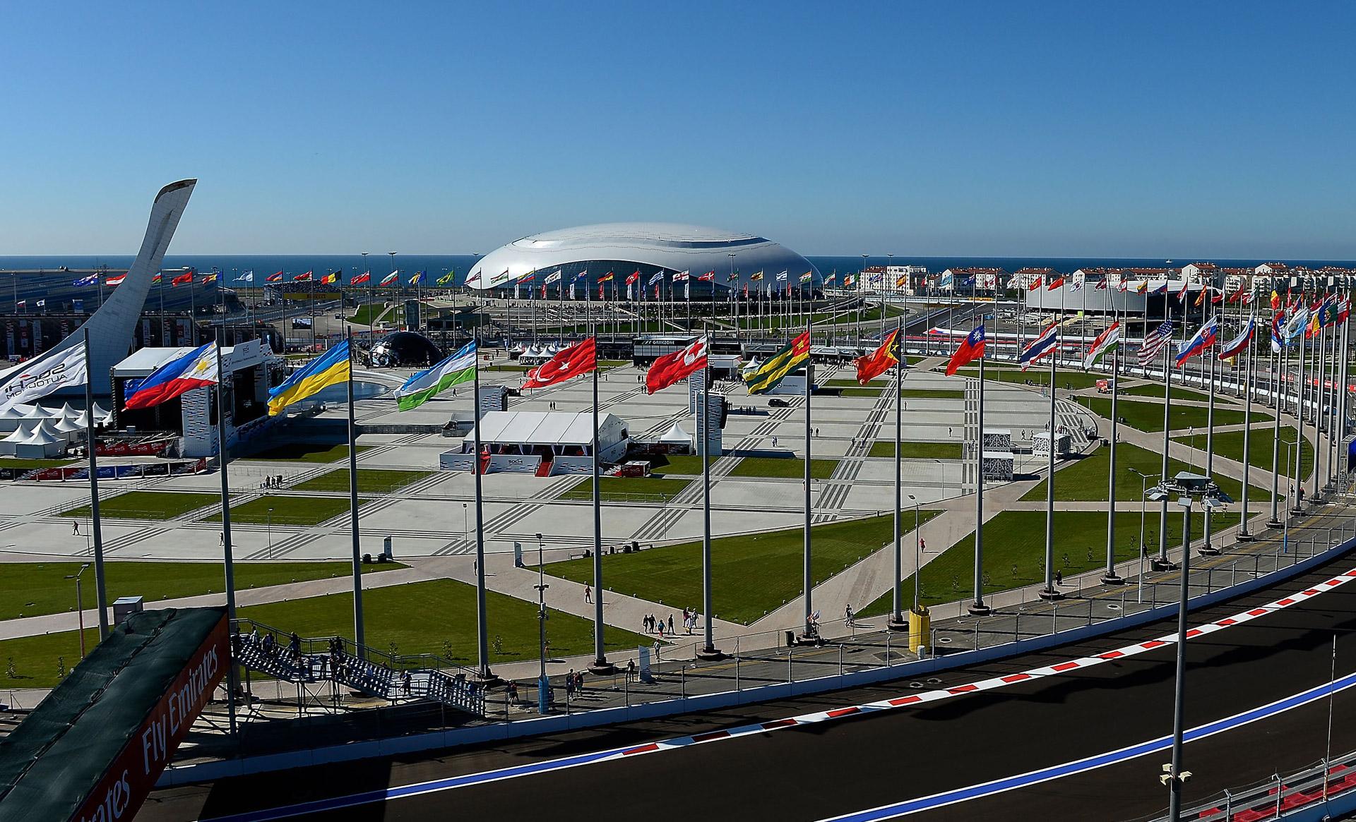 2015 Formula One Russian Grand Prix Preview