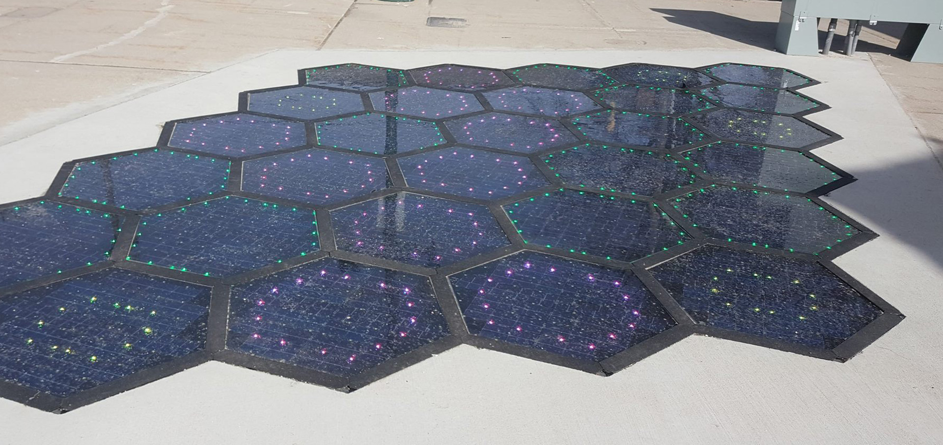 Route 66 edges closer to becoming a solar road dailygadgetfo Gallery