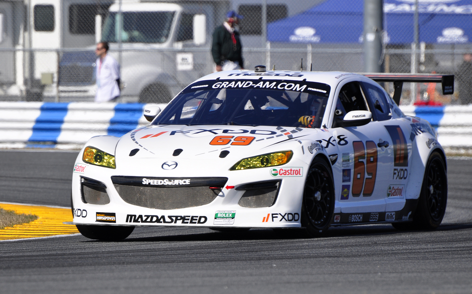 Daytona Sports Car Racing