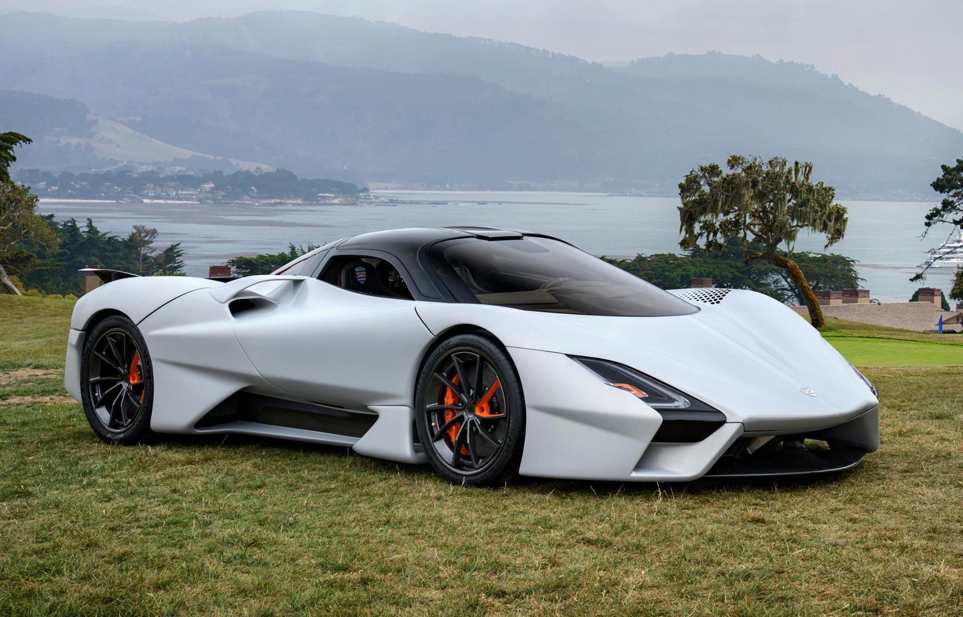 SSC Tuatara is America's 1,750-hp, all-carbon challenge to Bugatti