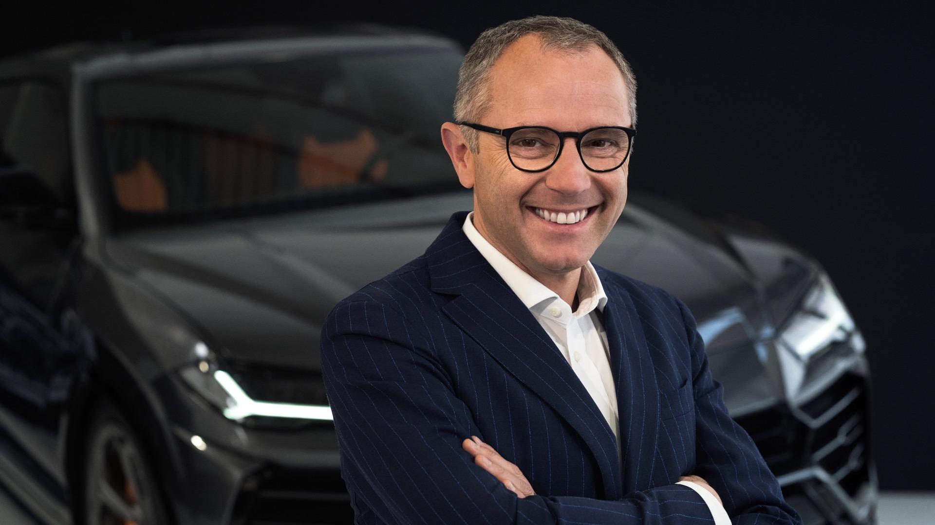 Lamborghini boss to take over Formula One CEO role