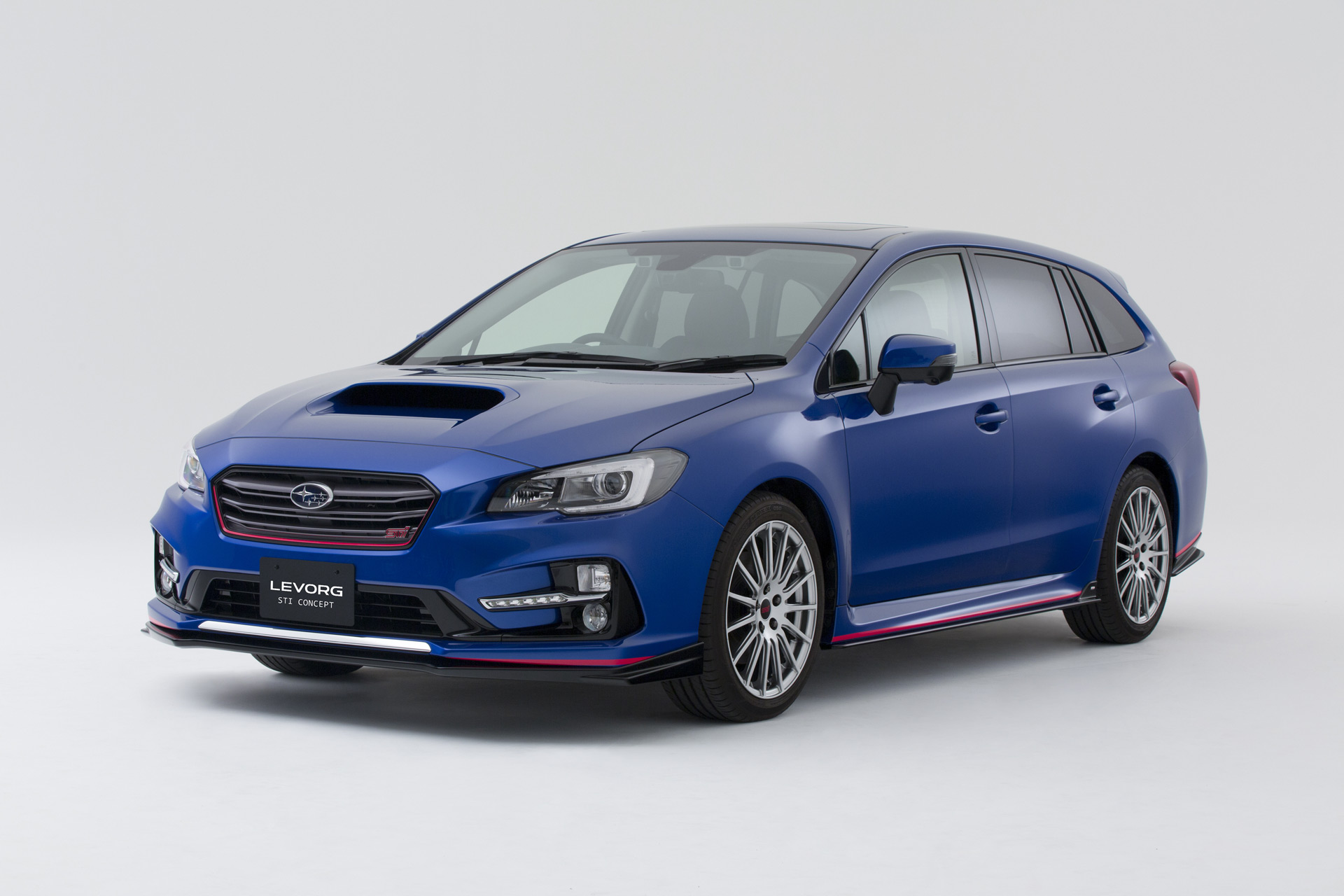 Porsche Electric 2019 >> Subaru Levorg STI confirmed