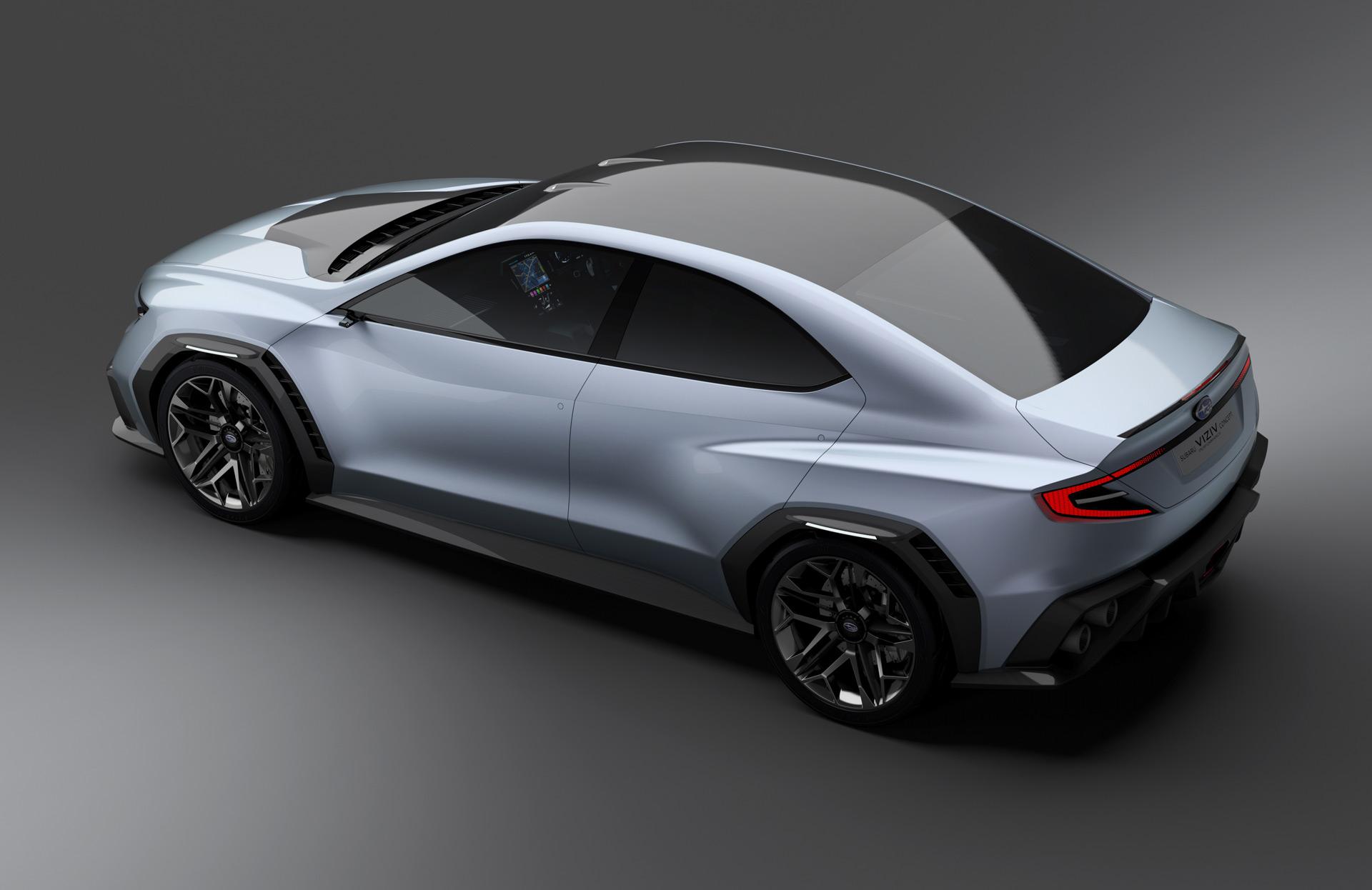 Mazda Kai concept, Nissan IMx concept, next-gen Subaru WRX ...