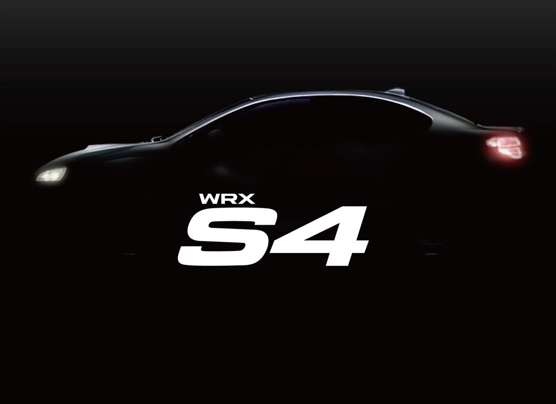 Subaru Announces New Wrx S4 Sedan For Japanese Launch August 25