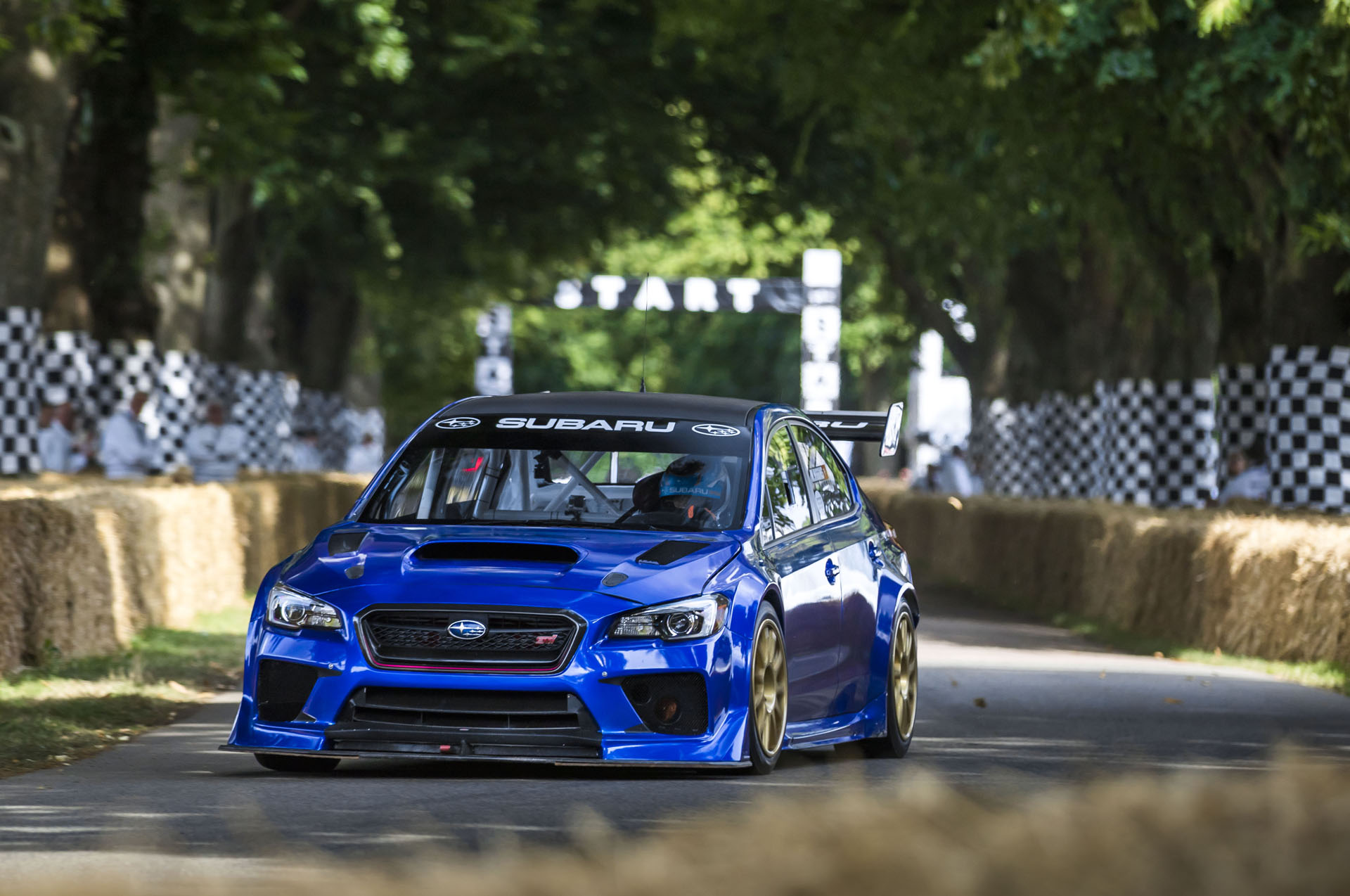 The Engineering Behind The Subaru Wrx Sti Type Ra Nbr