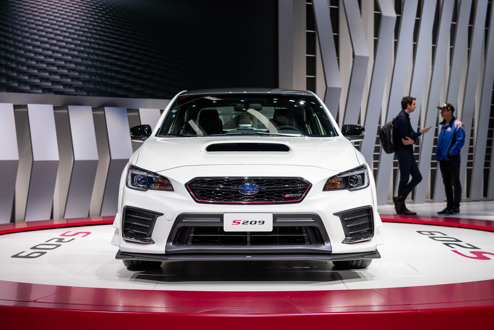2019 Subaru Wrx Sti 2020 Genesis Gv80 Bugatti Royale